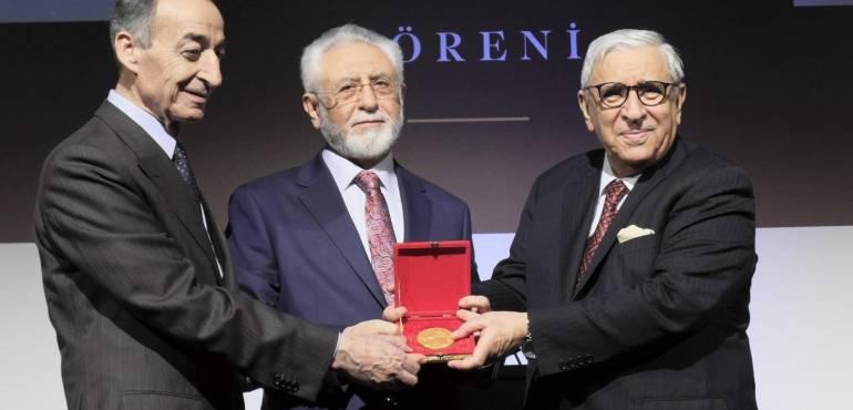Aziz Sancar Nobel Ödülü Replika Takdim Töreni