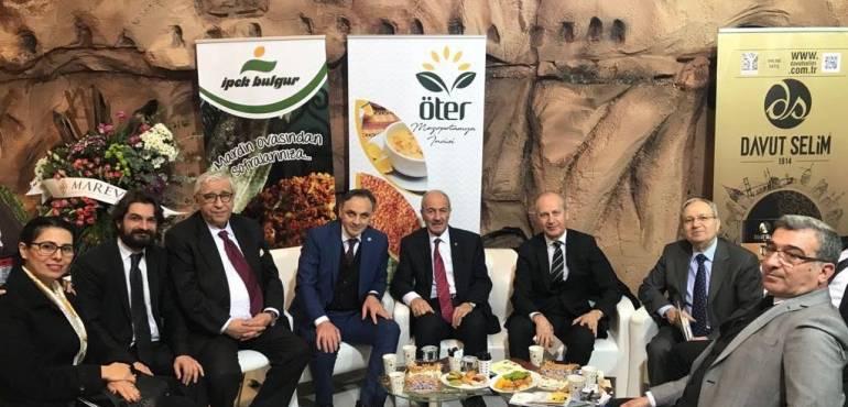 Emitt Turizm Fuarı  Mardin Standı Ziyareti