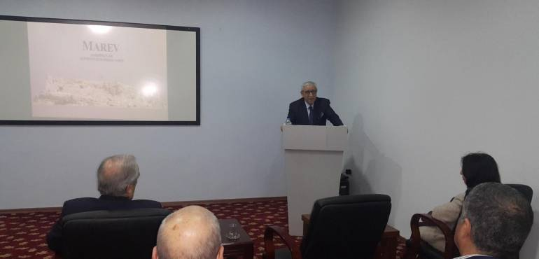 MAREV Genel Merkez Yönetimi Mardin'de