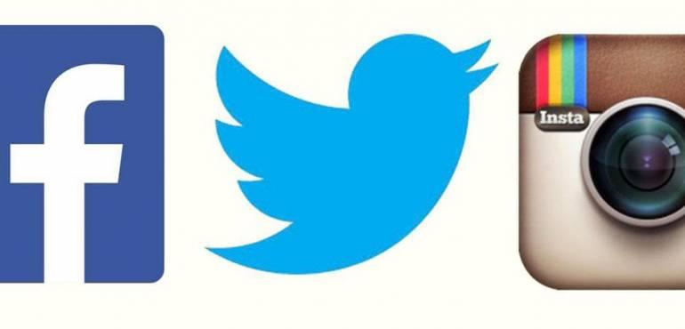 Sosyal Medya Hesaplarımız Yayında