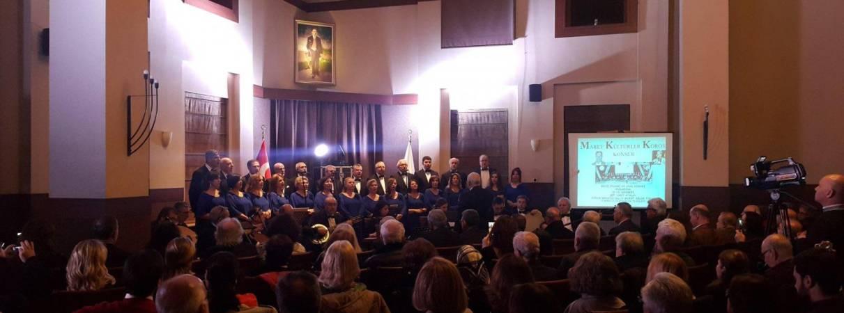 MAREV Kültürler Korosunun 10. Yıl Konseri