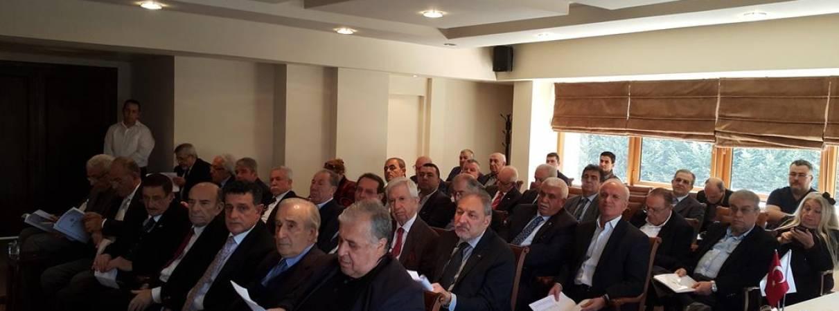 MAREV'in Yeni Yönetimi Belirlendi
