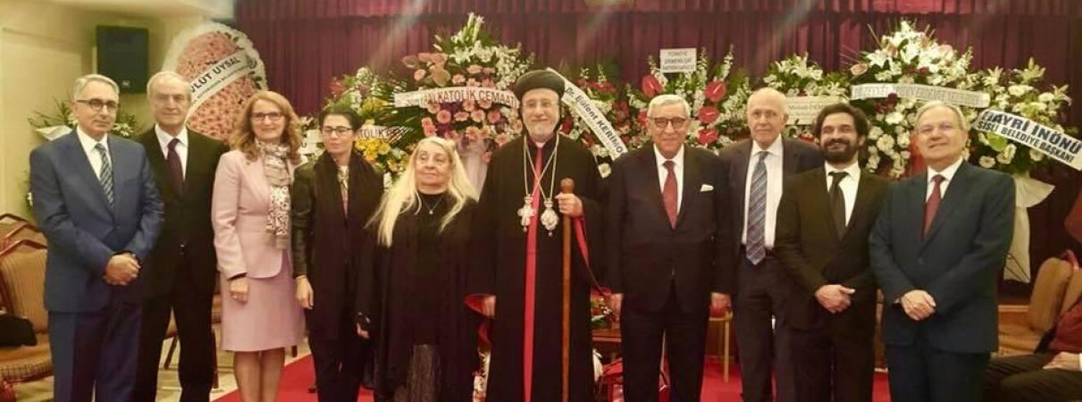 Süryani Kadim Cemaati Paskalya Ziyareti